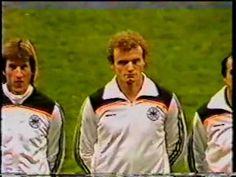 Siege gegen Kleine:Deutschland Albanien 1981