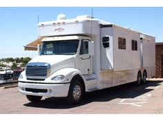 1000 images about big rig motor coaches on pinterest for Class a rv with garage