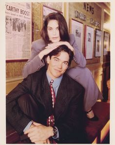 Lois and Clark: The New Adventures of Superman - I loved this show.