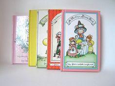 FIVE Joan Walsh Anglund Books Classic Sweet by sweetlilystudio, $30.00