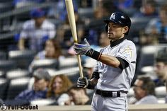 Ichiro who showed an existence sense by starting in advance of others appearance.