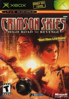 And another video game that needs a film adaptation