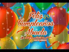 (LO + NUEVO) Imagenes de Cumpleaños que digan Feliz Cumpleaños Abuela ░▒▓██► http://etiquetate.net/imagenes-de-cumpleanos-que-digan-feliz-cumpleanos-abuela/
