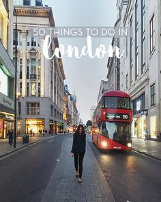 50 Things You Must Do When Visiting London | Sunday Chapter | www.traveling-cats.com