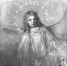 Rembrandt van Rijn: An Angel with Titus' Features. This piece was stolen by the Nazis in 1943 from a chateau on the French countryside. It was supposed taken to Paris to be set aside for Hitler's museum, although was never seen again. Famous Art Pieces, Baroque Painting, Dutch Golden Age, Jewish Art, Religious Art, Lost Art, Old Master, Rembrandt, World War Two