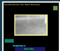 Polished Concrete Floor Swatch Decorating 115626 - The Best Image Search