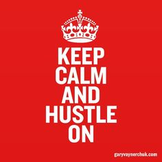 #calm and #hustle :-)