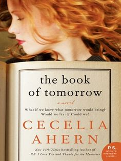 Cover of The Book of Tomorrow | Check out for free online with your Mesa Public Library card.
