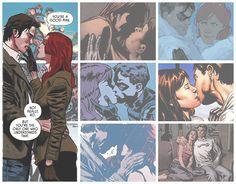 Black Widow & Winter Soldier