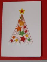 Nápady Na Vánoční Přáníčka - Yahoo Image Search Results Christmas Craft Fair, Diy Christmas Cards, Sewing Cards, Paper Embroidery, Card Patterns, String Art, Yahoo Images, Craft Fairs, Image Search