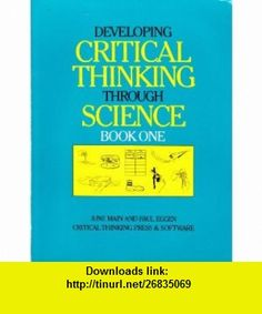 Critical thinking tools for taking charge of your learning pdf Historica Canada