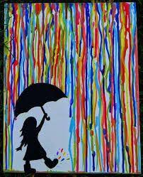 Tuval Calismalari Manzara Kolay Ile Ilgili Gorsel Sonucu Acrylic Painting For Beginners Simple Acrylic Paintings Art Projects