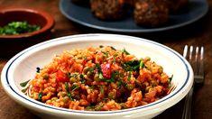 Djuvec-Reis, ein sehr schönes Rezept aus der Kategorie Beilage. Bewertungen: 822. Durchschnitt: Ø 4,6.