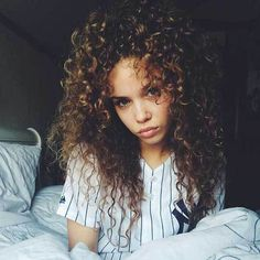20 Most Beloved Long Curly Hairstyles: #13