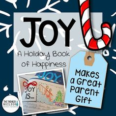A Holiday Craft Full of JOY! Download this for free!