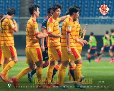 광주FC 2015년 9월 배경화면