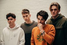 Get 2 for 1 tickets to see pop sensations The Vamps Bradley Will Simpson, Brad The Vamps, Vamps Band, New Hope Club, British Boys, 1d And 5sos, Guys And Girls, Music Bands, Boy Bands