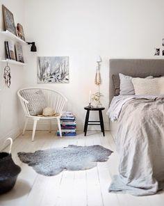 100 metros de estilo nórdico y creatividad en una casa real sueca!