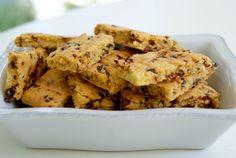 Ricetta Biscotti salati ai pomodori secchi