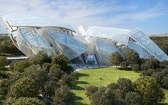 MUSEUM | foundation louis vuitton paris