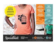 awesome Speedball Intermediate Screen Printing Kit