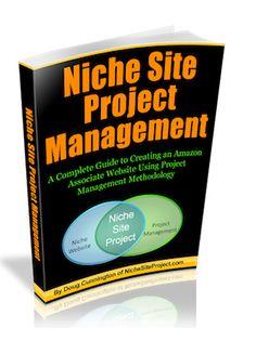 Niche Site Project Management | Design & Blogging Guide