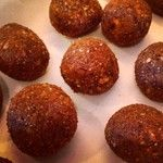 Pumpkin Pie Protein Balls - Get Healthy U | Chris Freytag