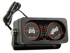 Easily measure your vehicle's pitch and roll with this analog clinometer. Jeep graphics allow you to see the angle of your vehicle at a glance. Jeep Wrangler Accessories, Jeep Accessories, 2016 Jeep Renegade Accessories, Offroad Accessories, Jeep Ika, Jimny Suzuki, Samurai, Truck Mods, Nissan Xterra