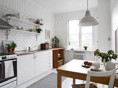 Home Shabby Home - Nordic Kitchen