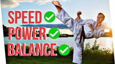 3 KARATE KICK SECRETS | Speed, Power & Balance — Jesse Enkamp - YouTube