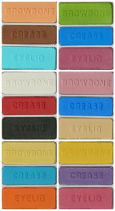 Wet n Wild Summer 2013 Limited Edition Pop Art Craze Coloricon Eye Shadow Trio Collection Swatches & Review stephanielouiseat...