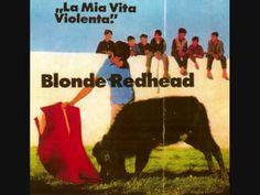 Album: La Mia Vita Violenta Year: 1995 The second studio album by rock band Blonde Redhead. Cover Band, Lp Cover, Jewel Artist, Greatest Album Covers, Blonde Redhead, Punk Poster, Make A Joyful Noise, Mary I, Great Albums