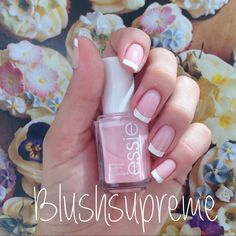 All time fav French manicure