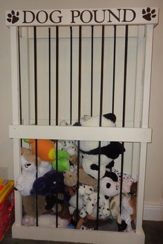 Mission Organization   Dreaming of Poultry...this is cute...my kids are past the stuffed animal stage but still thought it was a neat idea!!