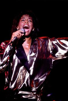Remember Whitney Houston With a Look at Her Life in Pictures