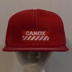 CANOX Welders Vintage Snapback Baseball Truckers Hat Cap #CANOX #BaseballCap