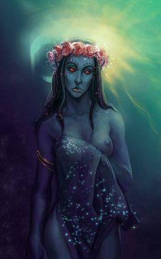 Azura: The Deadric Prince of Dusk and Dawn.