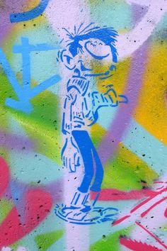 Epsilon point ? - street art - Vitry-sur-seine - rue saint-germain