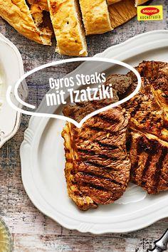 Tzatziki, Maggi Fix, Tandoori Chicken, Tricks, Ethnic Recipes, Food, Meat Rubs, Steaks On The Grill, Easy Cooking