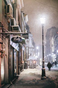 Bucharest in Winter Travel - Here you will find the best things to do in Bucharest this winter! Romania Travel, Ireland Travel, Travel Around The World, Around The Worlds, Used Travel Trailers, Bucharest Romania, The Beautiful Country, Winter Landscape, Winter Travel