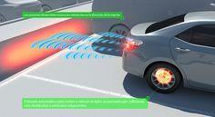 Toyota Intelligent Clearance Sonar reduce accidentes en 70% - http://autoproyecto.com/2016/12/toyota-intelligent-clearance-sonar.html?utm_source=PN&utm_medium=Pinterest+AP&utm_campaign=SNAP