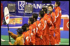 Taufik Hidayat - Thomas Cup 2008