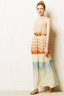 Sunfade Maxi Dress