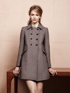 Coat- Version total look sixties