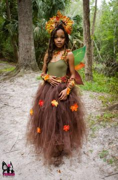 Autumn Fairy Costume                                                                                                                                                                                 More