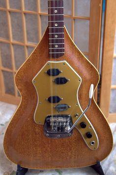 Fender Banjoline Prototype