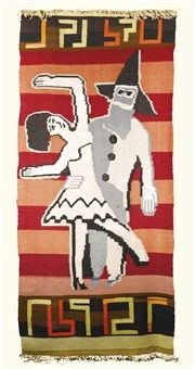 PIERROT UND COLOMBINE (PIERROT AND COLOMBINE), 1931