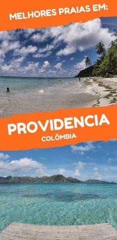 As melhores praias na ilha de Providencia, na Colombia. Melhores praias no caribe colombiano. #sanandres #providencia #colombia #praia #caribe