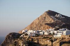 Folegandros, Greece - book boutique hotels via i-escape