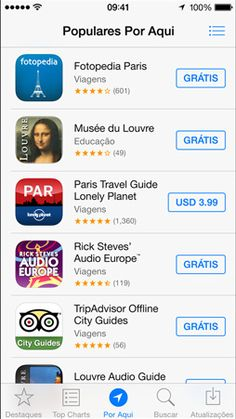 Apple - iOS 7 - App Store